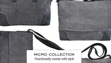 Micro Collection ความหรูหราแห่งเนื้อสัมผัสแบบเวลเวท